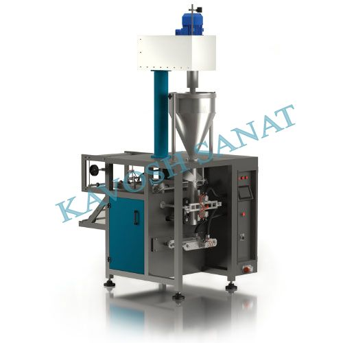 Kavosh Sanat - Powder packaging machine's operation