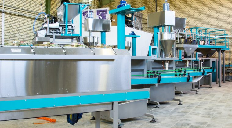 Kavosh Sanat - packaging machines