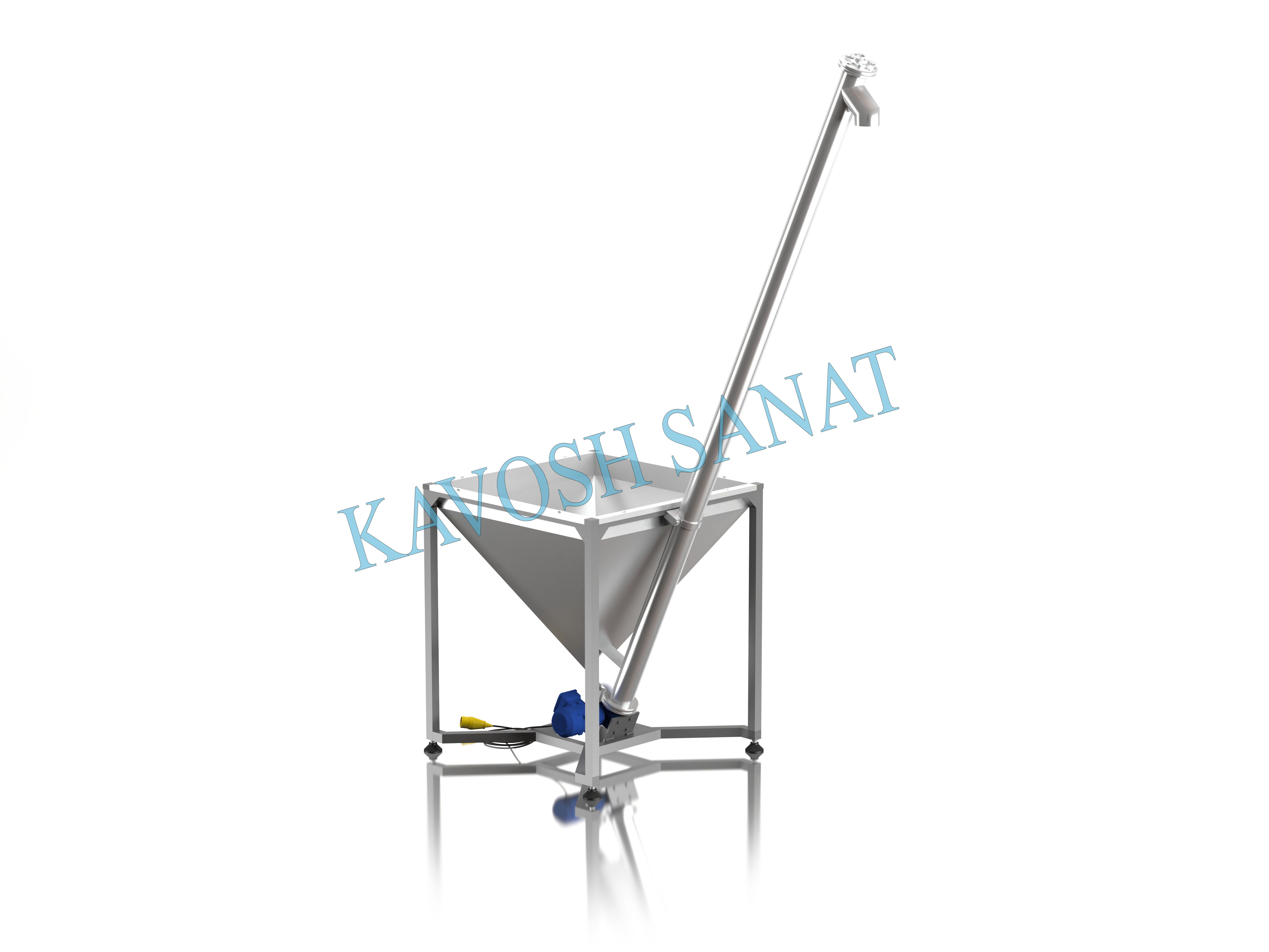 Kavosh Sanat - Powder Conveyor Machine
