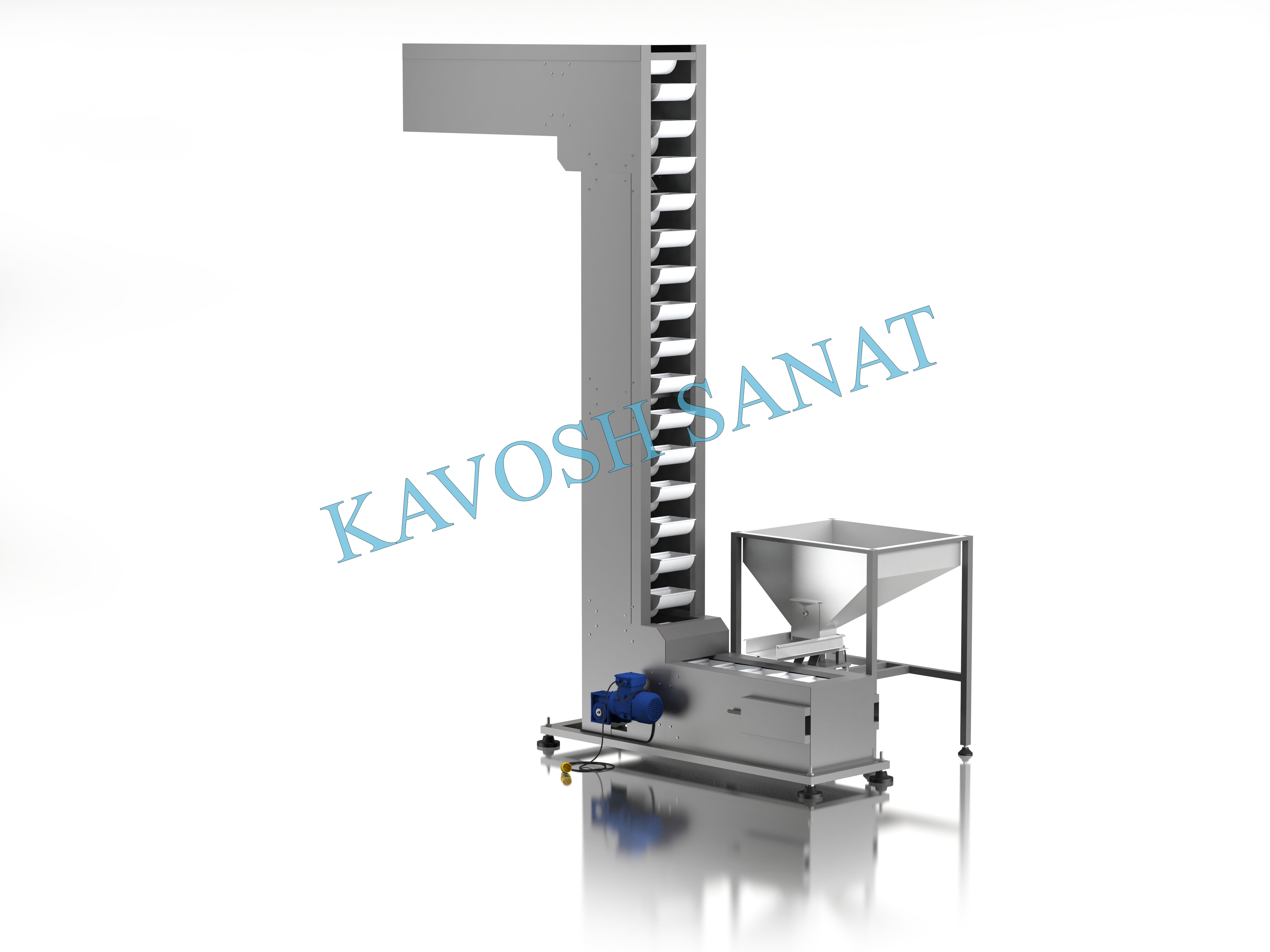 Kavosh Sanat - Z Conveyor Machine
